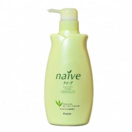 Шампунь для волос Kracie Naive Алоэ, 550 мл